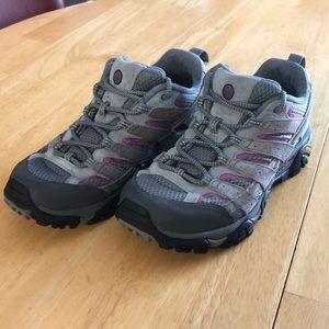 Merrell Performance Castle Rock Vibram Hiking Shoe